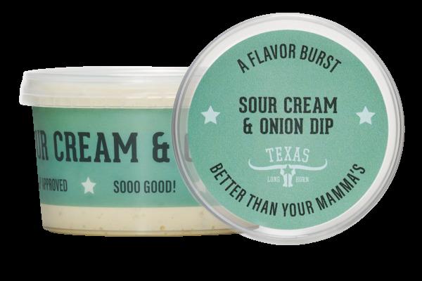 Sour Cream & Onion Dip